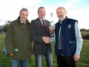 Glenarm UK Shorthorn Commercial Herd of the Year in 2012